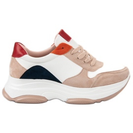 SDS Lekkie Sneakersy