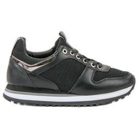 SDS Czarne Buty Sportowe