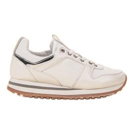 SDS Białe Buty Sportowe