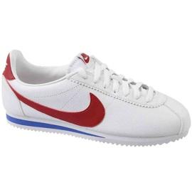 Białe Buty Nike Classic Cortez Leather W 807471-103