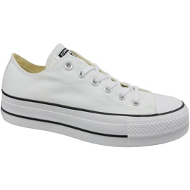 Białe Buty Converse Chuck Taylor All Star Lift W 560251C