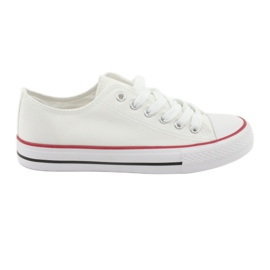 Białe Trampki Atletico CNSD-1 white