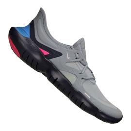 Szare Buty Nike Free Rn 5.0 M AQ1289-400