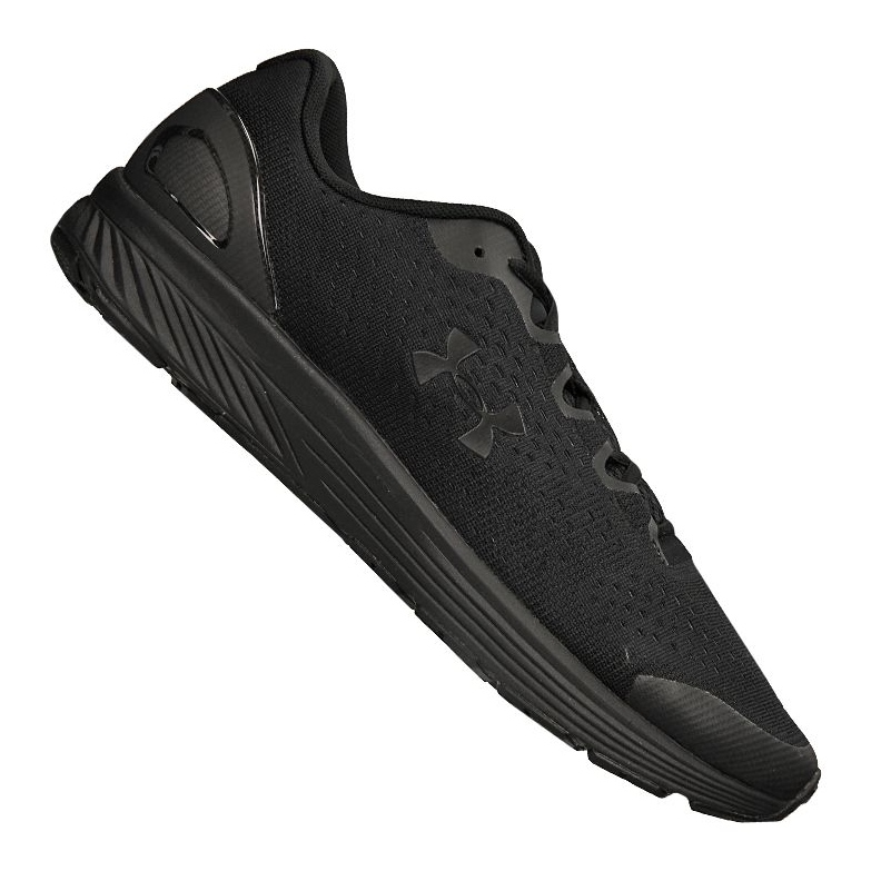 Buty Under Armour Charged Bandit 4 M 3020319-007 czarne