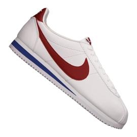 Białe Buty Nike Classic Cortez Leather M 749571-154