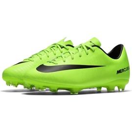 Buty Nike Mercurial Victory Vi Fg Jr 831945 303 zielone