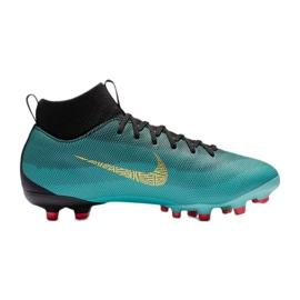 Buty piłkarskie Nike Mercurial Superfly 6 Academy Gs CR7 Mg Jr AJ3111-390