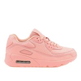 Różowe obuwie sportowe LXC-7500