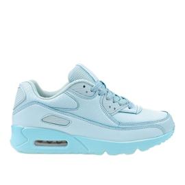 Błękitne obuwie sportowe LXC-7500 niebieskie