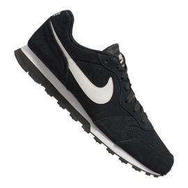 Czarne Buty Nike Md Runner 2 Suede M AQ9211-004