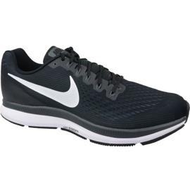 Czarne Buty biegowe Nike Air Zoom Pegas 34 M 880555-001
