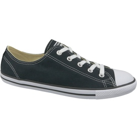 Czarne Buty Converse Ct All Star Dainty Ox W 530054C