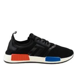 Czarne obuwie sportowe MD01A-1
