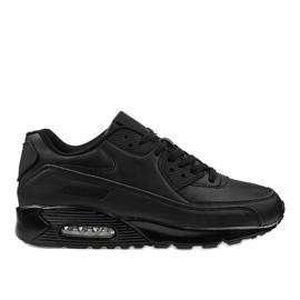 Czarne obuwie sportowe W26-1