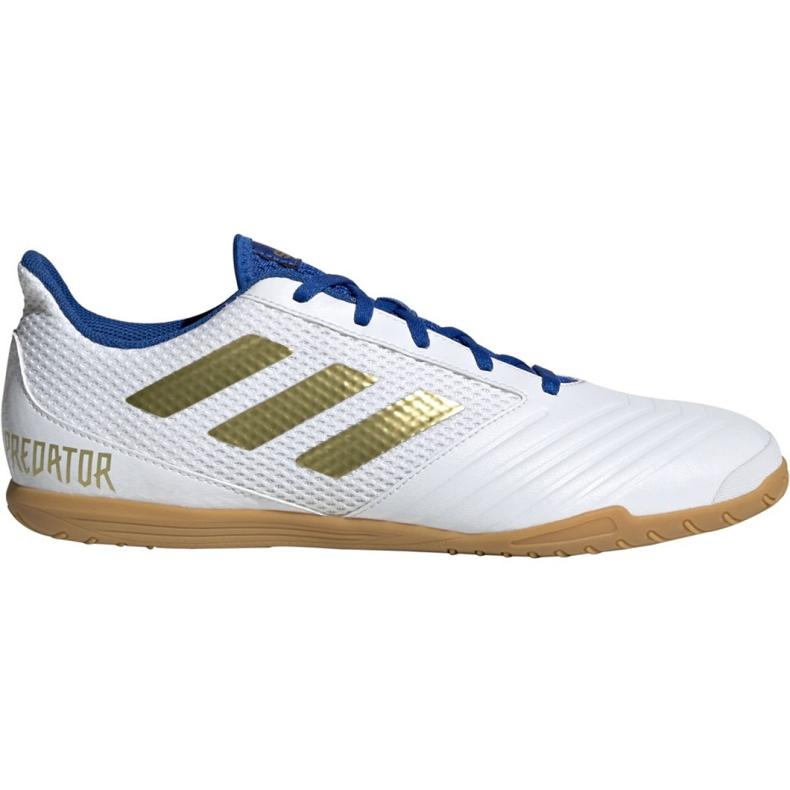 Buty piłkarskie adidas Predator Sala 19.4 In M EG2827 białe