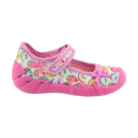 Wielokolorowe Befado obuwie dziecięce 109P191