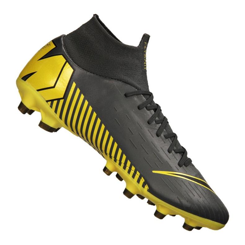 Buty piłkarskie Nike Superfly 6 Pro AG-Pro M AH7367-070 zielone zielony