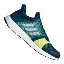 Buty adidas UltraBoost St M B37695 niebieskie