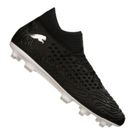 Buty piłkarskie Puma Future 19.1 Netfit Fg / Ag M 105531 02 czarne czarny