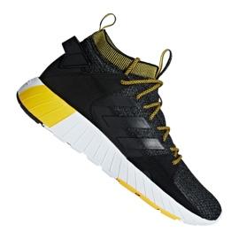 Czarne Buty adidas Questarstrike Mid M G25773
