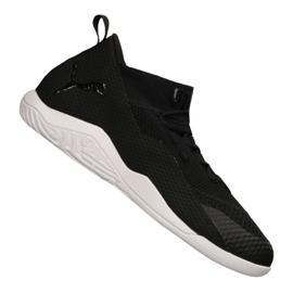 Buty halowe Puma 365 Ignite Fuse 2 M 105515 03 czarne czarny