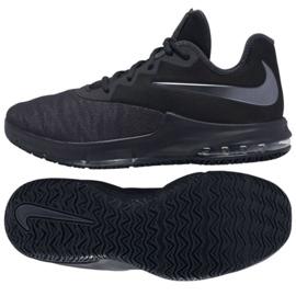 Buty Nike Air Max Infuriate Iii Low W M AJ5898 007 czarne czarny