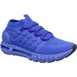 Niebieskie Buty biegowe Under Armour Hovr Phantom Confetti M 3022395-400