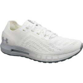 Białe Buty biegowe Under Armour Hovr Sonic 2 W 3021588-104
