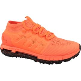 Pomarańczowe Buty biegowe Under Armour Hovr Phantom Highlighter M 3022397-600