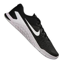 Czarne Buty Nike Metcon 4 Xd M BV1636-001