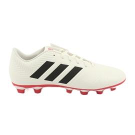 Buty piłkarskie adidas Nemeziz 18.4 FxG M D97992 beżowy