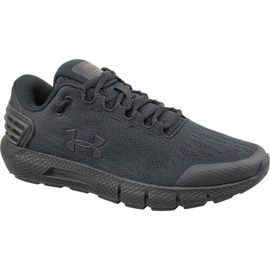 Czarne Buty biegowe Under Armour Charged Rogue M 3021225-001