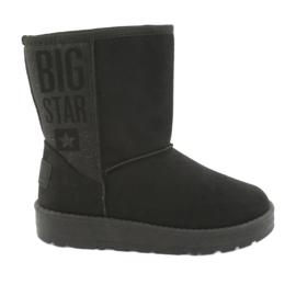 Big Star Mukluki czarne