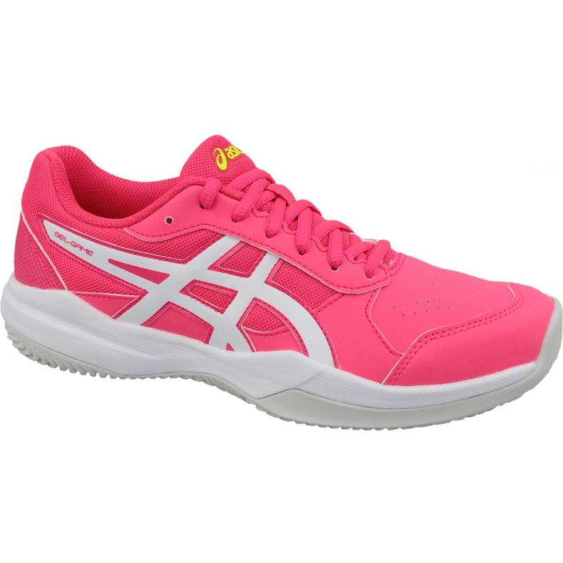 Buty do tenisa Asics Gel-Game 7 Clay/Oc Jr 1044A010-705 różowe