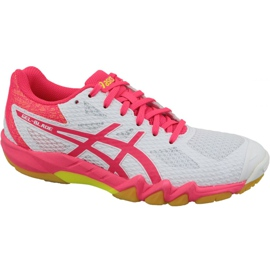 Buty do squasha Asics Gel-Blade 7 M 1072A032-100