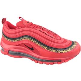 Czerwone Buty Nike Air Max 97 W BV6113-600