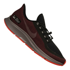 Czerwone Buty Nike Air Zoom Pegasus 35 Shield M AA1643-004