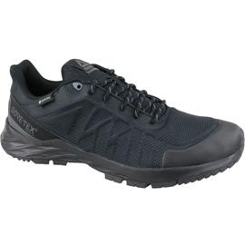 Czarne Buty biegowe Reebok Astroride Trail Gtx 2.0 M DV5956