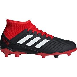 Buty piłkarskie adidas Preadtor 18.3 Fg Jr DB2318