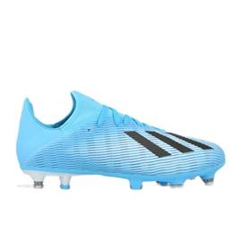Buty adidas X 19.3 Sg M F35723 niebieskie