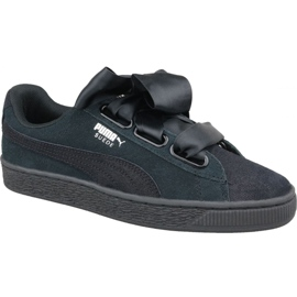 Buty Puma Suede Heart Pebble W 365210-04