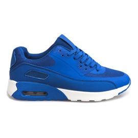 Niebieskie Sneakers DN6-8 Royal