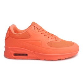 Pomarańczowe Sportowe obuwie do biegania DN9-16 Pomarańczowy