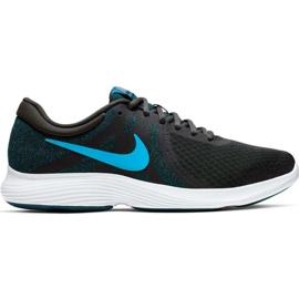 Czarne Buty Nike Revolution 4 Eu M AJ3490 021