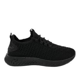 Czarne obuwie sportowe BF102