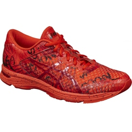 Buty biegowe Asics Gel-Noosa Tri 11 M 1011A631-600 czerwone