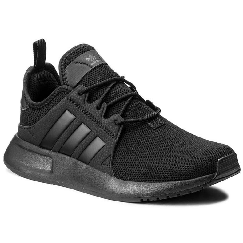 Buty adidas X_PLR Jr BY9879 czarne