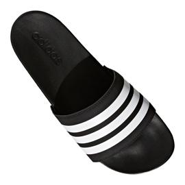 Czarne Klapki adidas Adilette Comfort M AP9971