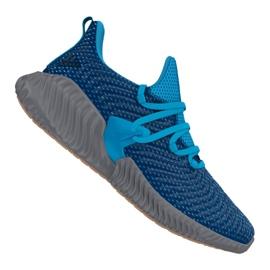 Buty adidas Alphabounce Instinct M BD7112 niebieskie