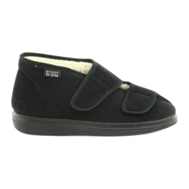 Befado obuwie męskie  pu 986M011 czarne